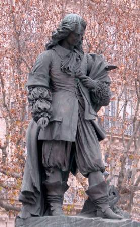 Pierre-Jean David d'Angers : Statue de Paul Riquet