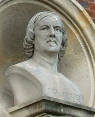 Louis Desprez : James Pradier