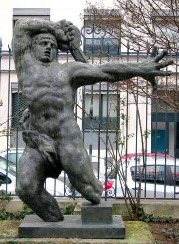 Antoine Bourdelle : Grand guerrier