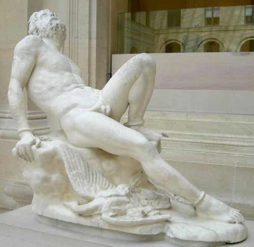 James Pradier : Prométhée