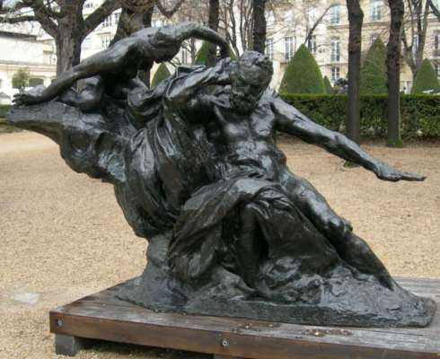 Auguste Rodin : Monument à Victor Hugo